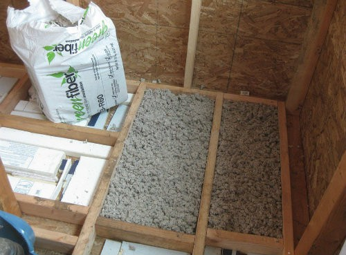 Cellulose Blow-in Insulation