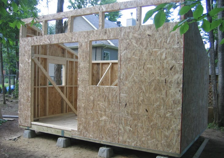 do i need a permit to build a shed