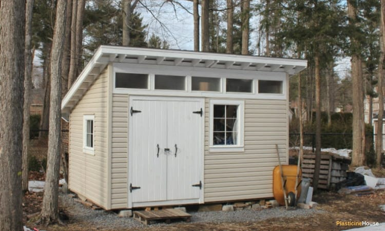 How To Build A Shed With A Slanted Roof Step By Step Guide