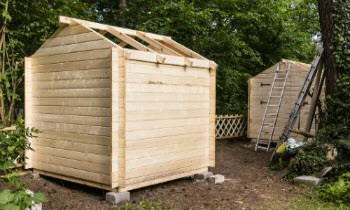 How to Build a Shed Base With Concrete Blocks [Complete Guide]