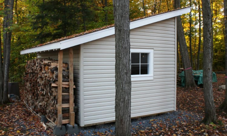 How To Build a Shed with a Slanted Roof [Step-by-Step Guide]