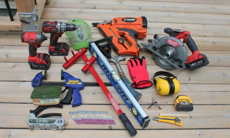 Deck Building Tools