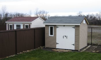 roof styles shed