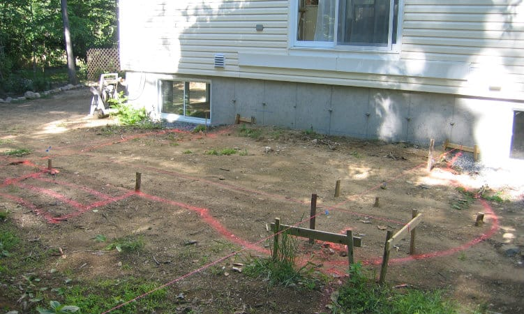 Deck planning and marking