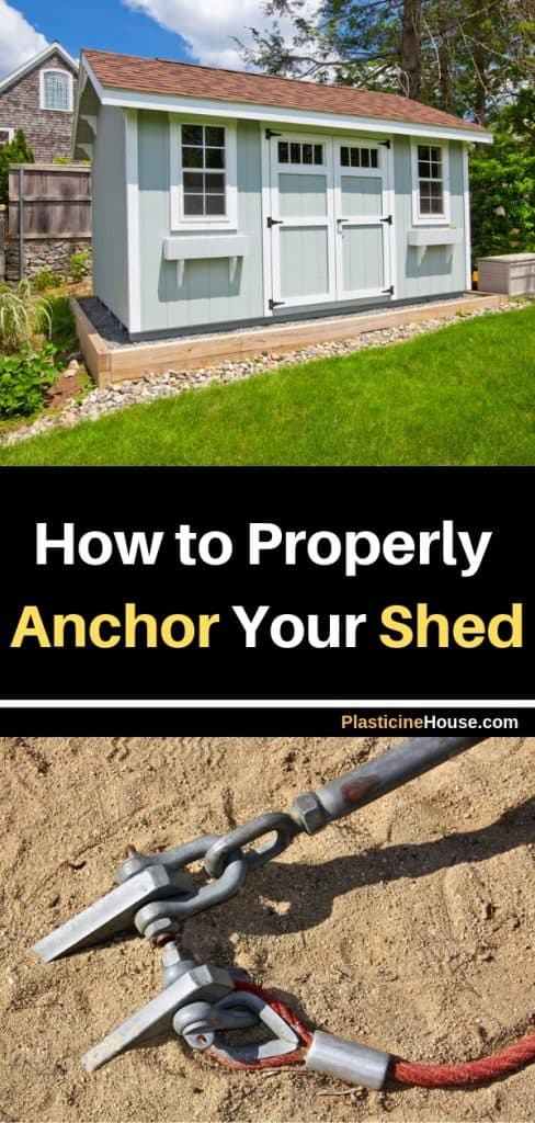 How to Properly Anchor a Shed: The Only Guide You Need