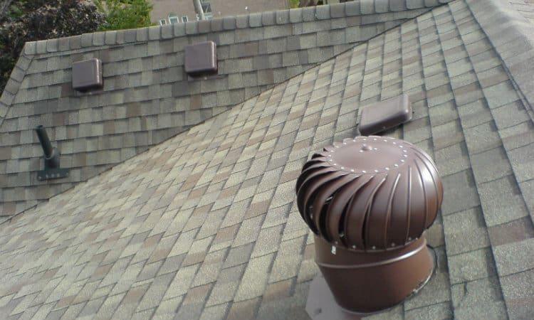 Whirlybird Turbine Ventilator