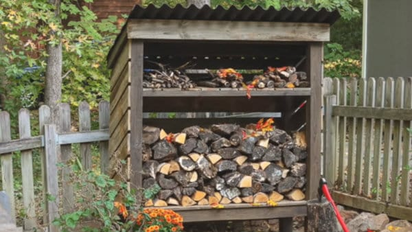 How to Build Wood Storage Shed