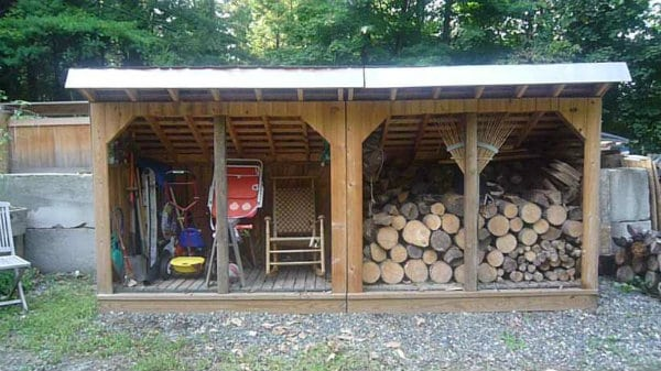 Weeknd Project Build a Woodshed