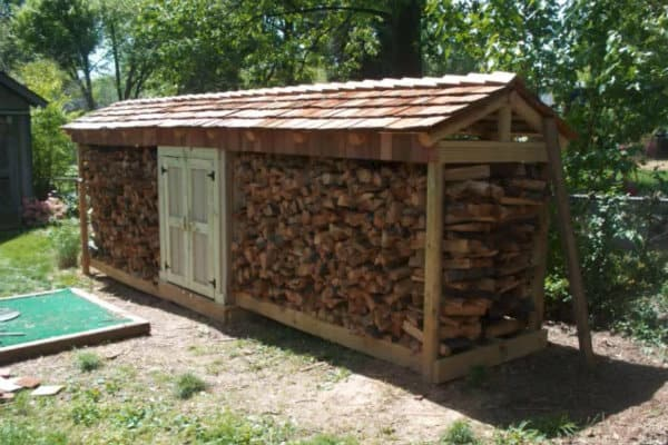 Wood Shed Project