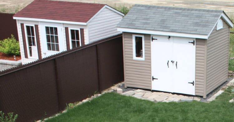 What Is The Average Shed Wall Height