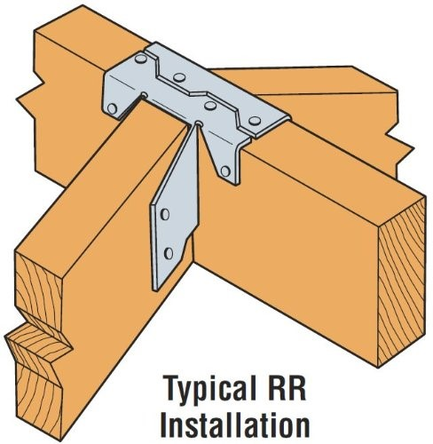 Ridge Rafter Connectors