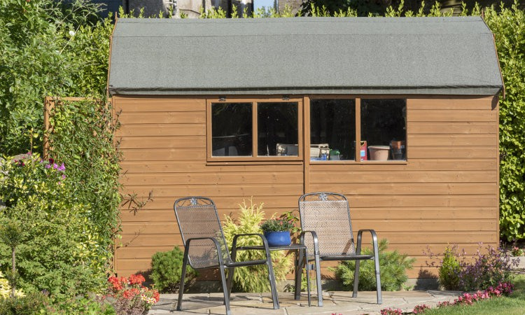 Best shed siding material