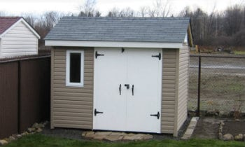 how to shingle a shed