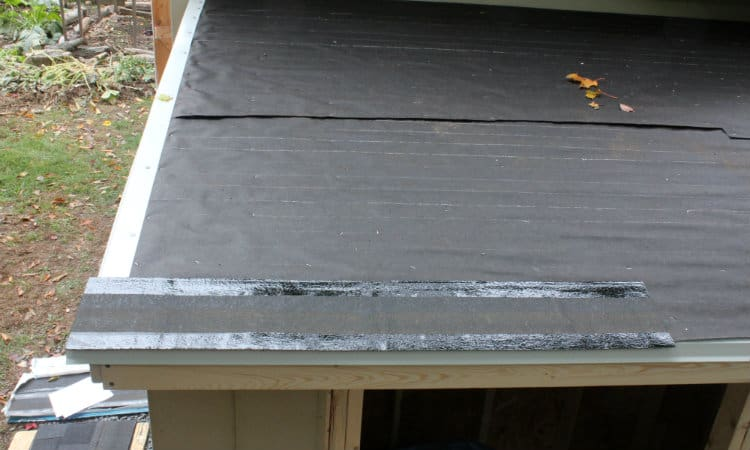 installing starter strip