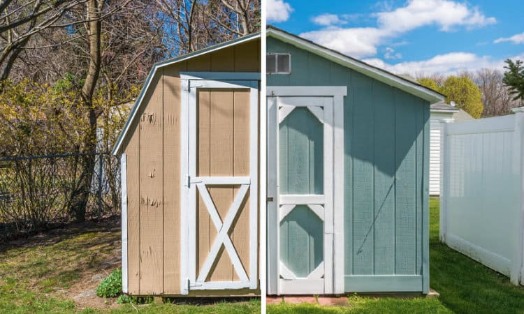 Lp Smartside Vs T1 11 Siding Which Is Better For Sheds