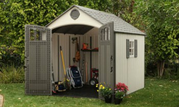 Best Cheap Plastic Sheds Small Large Horizontal Vertical