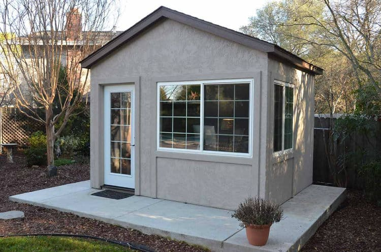 Backyard Shed Office Studio And Guest House Ideas
