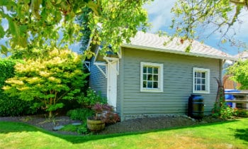 Around Shed Landscaping Ideas