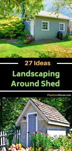 Landscaping Ideas for Sheds