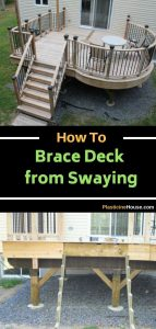 Bracing Deck from Swaying