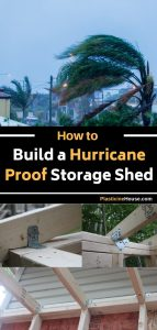 Building a Hurricane Proof Shed