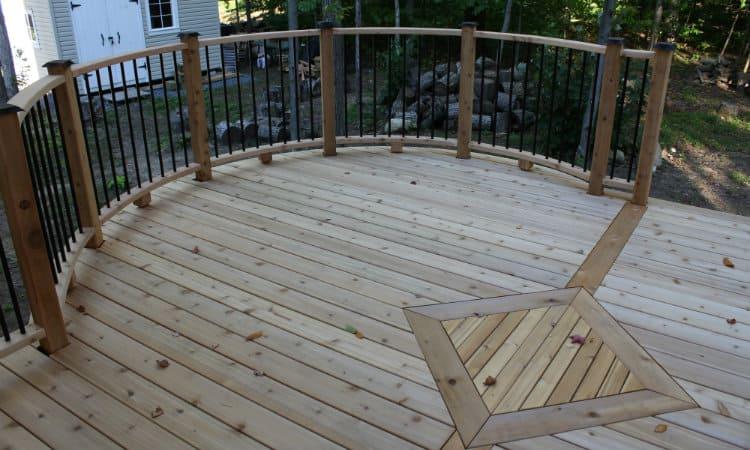 Cedar Deck Care and Maintenance