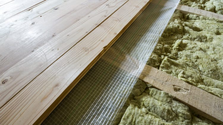 How to Insulate Shed a Floor