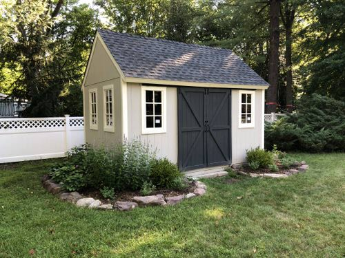 10x16 Massive Garden Shed