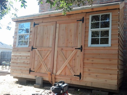 4x12 Tool Shed