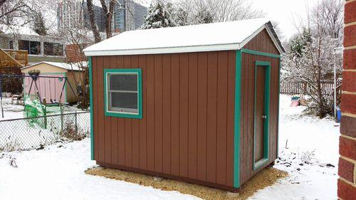 8x12 shed plan