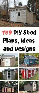DIY Shed Designs