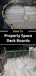 How to Space Deck Boards