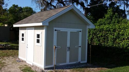 super simple shed design