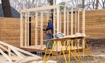 Framing Shed