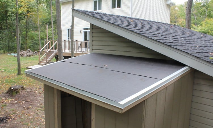 Shed Roof Pitch A Practical Guide With Examples And Pictures