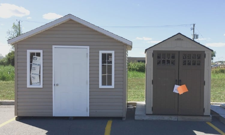 Best Cheap Sheds