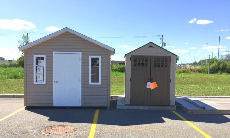 How to Buy Storage Shed