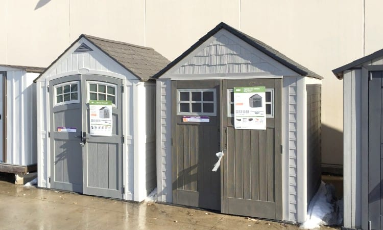 Best 6X4 Storage Sheds