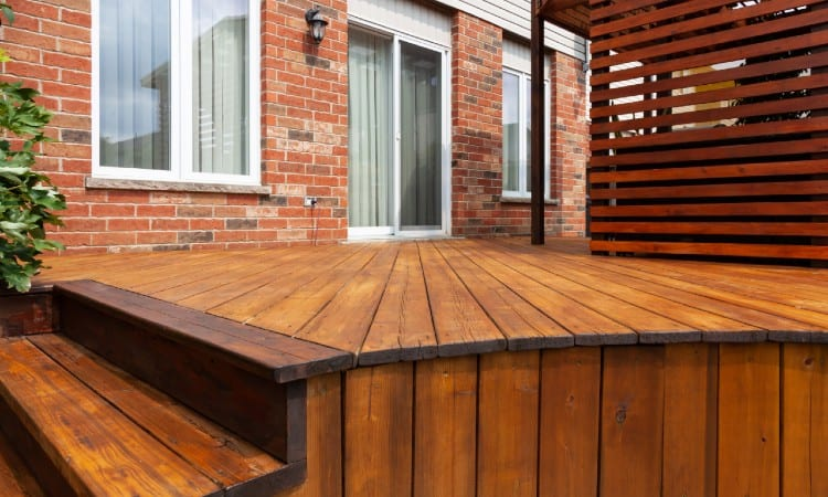 Can You Stain Over Stain on a Deck