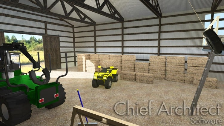 Shed building software