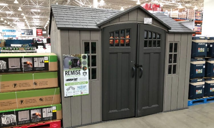 Storage Shed Prices