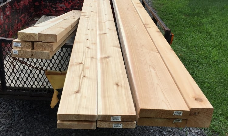 Severe Weather 5 4 In X 6 In X 10 Ft Premium Pressure Treated Lumber In The Pressure Treated Lumber Department At Lowes Com