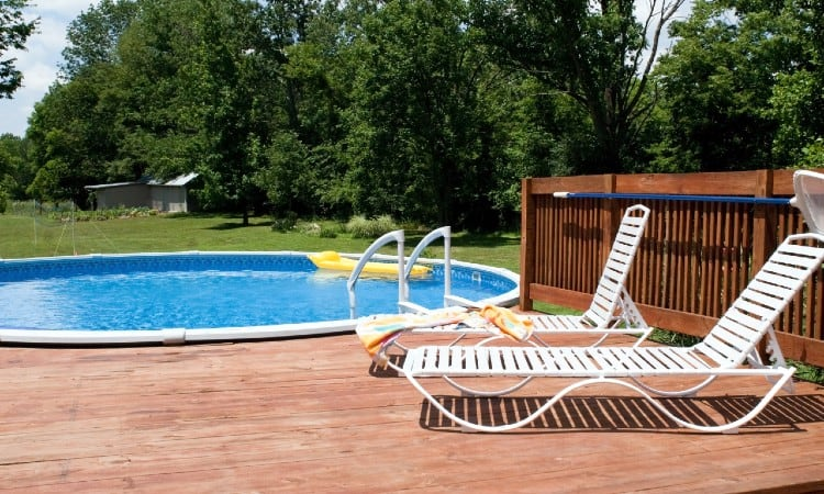 Water-Based Deck Stain