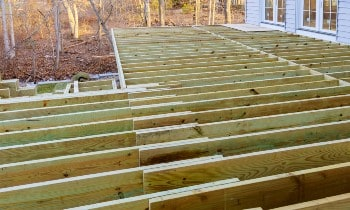 Sistering Joists