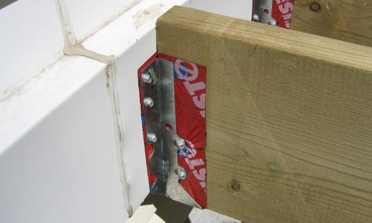Structural deck screws