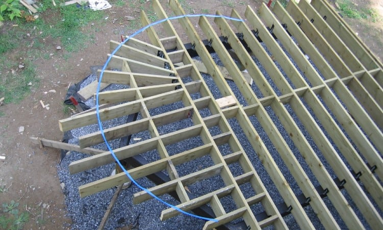 Deck Joist Sizing and Spacing Guide
