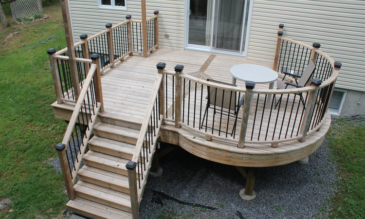How Much Weight Can a Deck Hold