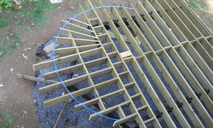 Deck bridging