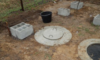 Deck Over Septic Tank