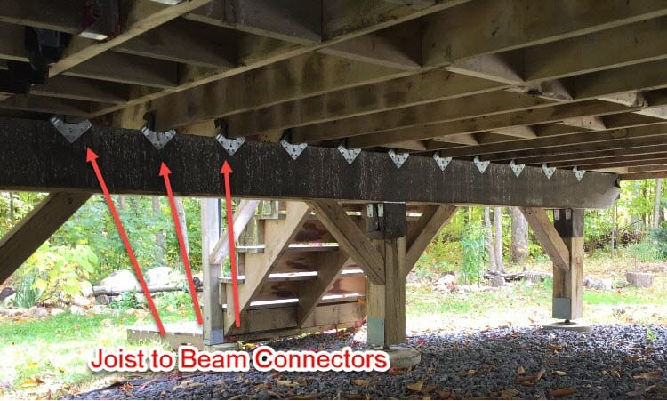 Joist to Beam Connector